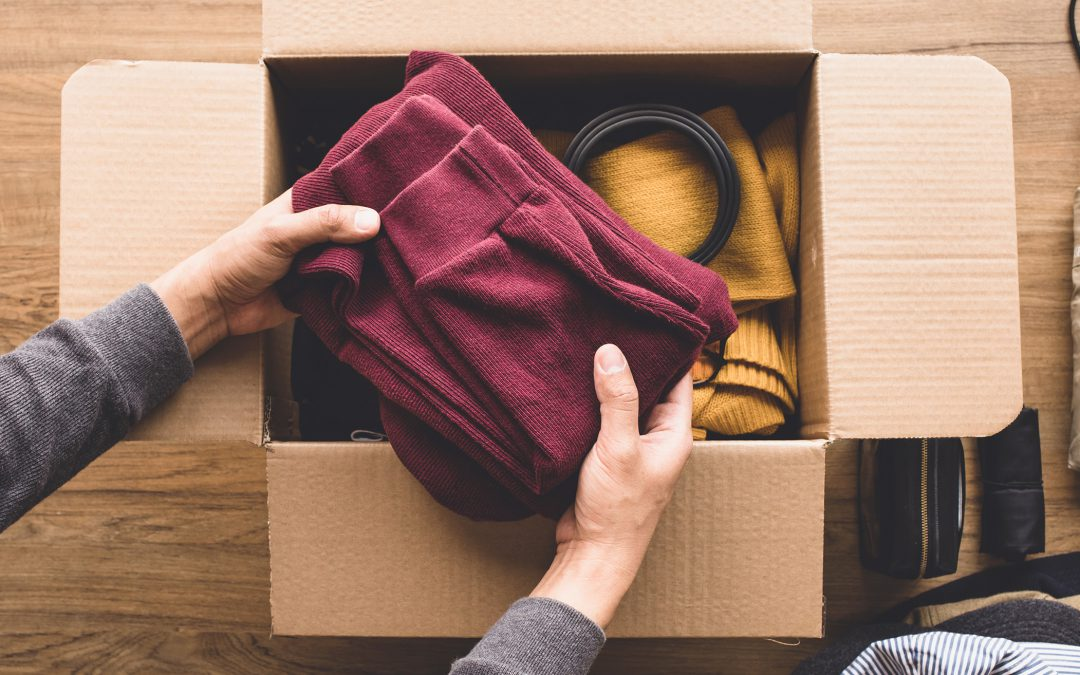 Hacks for Clothes Packing